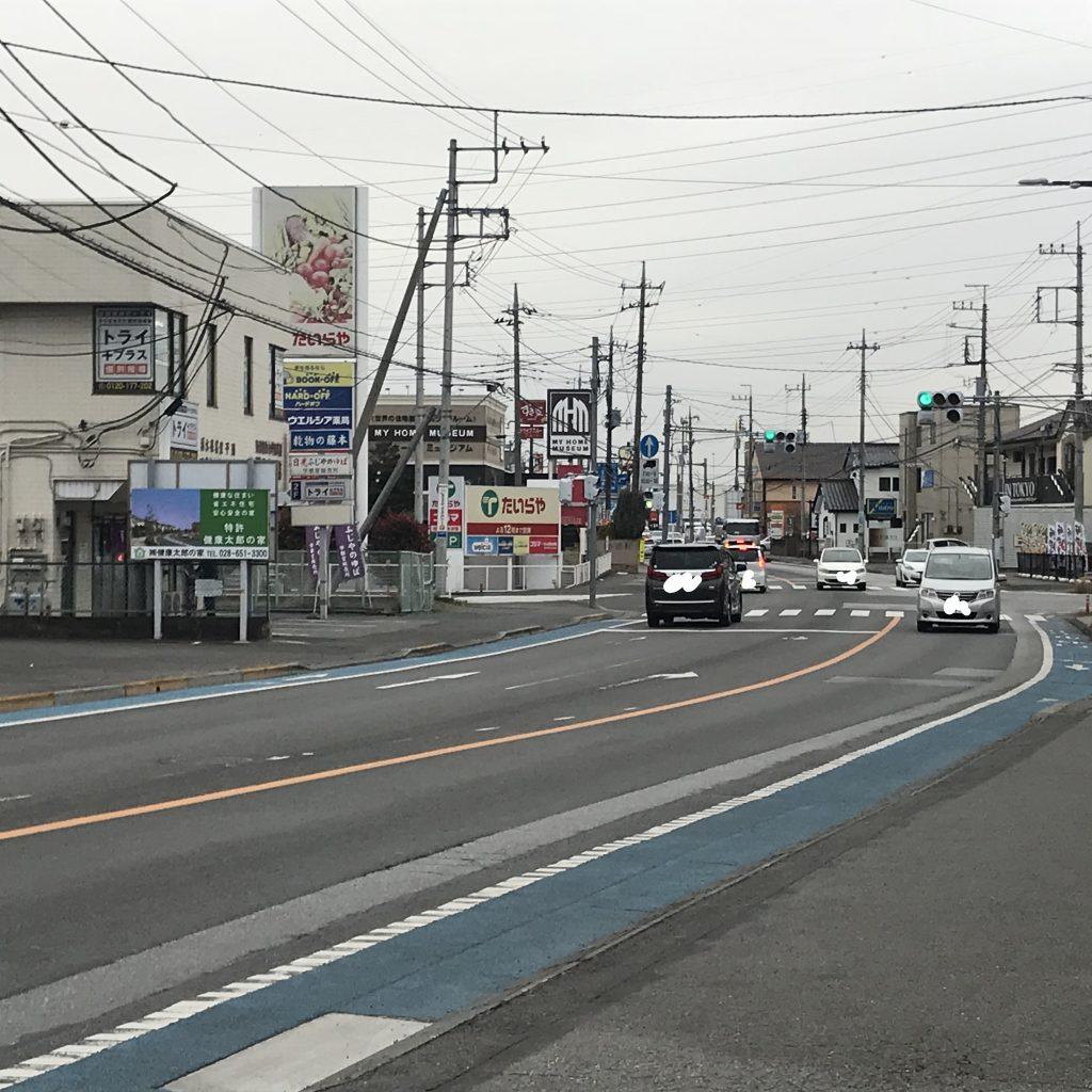 コインランドリーララ・ドリーム 中今泉店(栃木県宇都宮市)